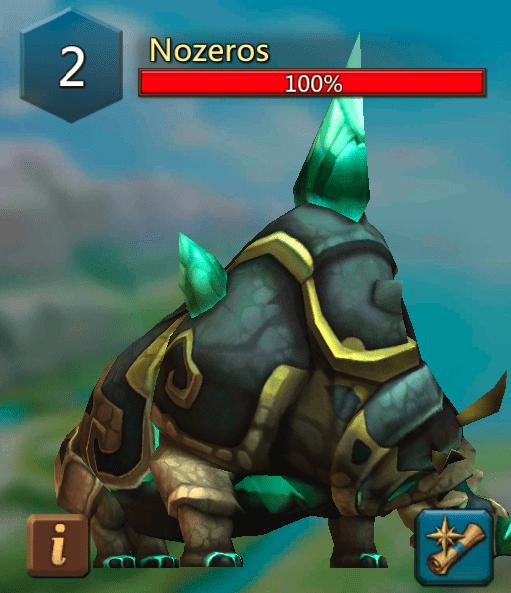 Nozeros