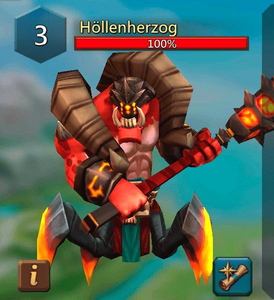 Höllenherzog