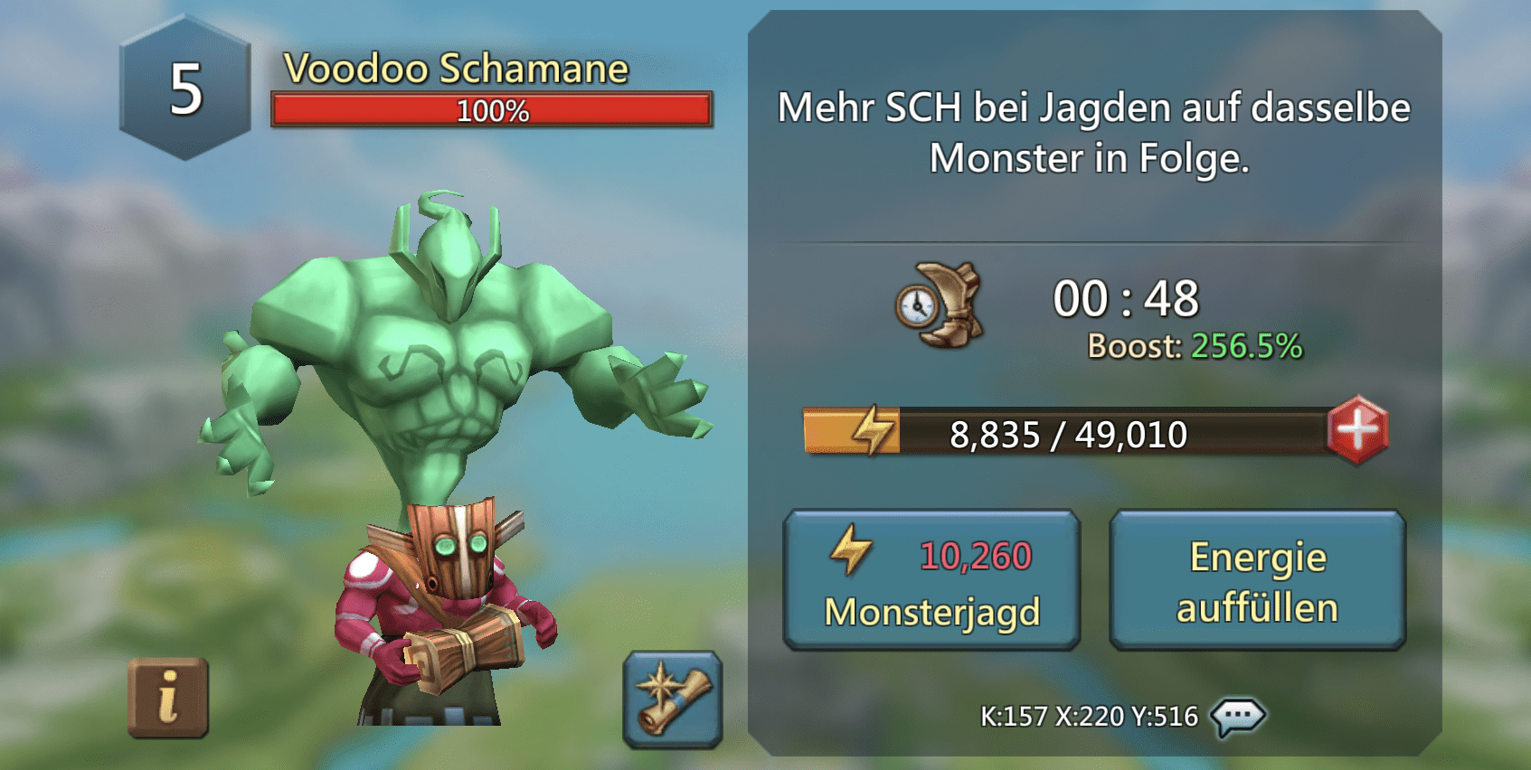 Voodoo Schamane