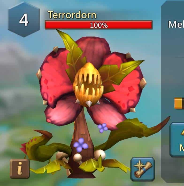 Terrordorn