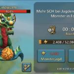 Jade-Lindwurm