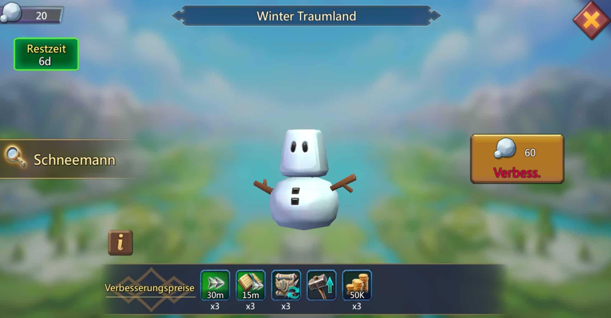 Das Winterupdate ist da