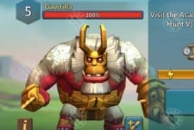 Gawrilla - Lords Mobile Monster